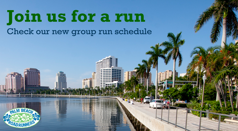 Group Run Schedule