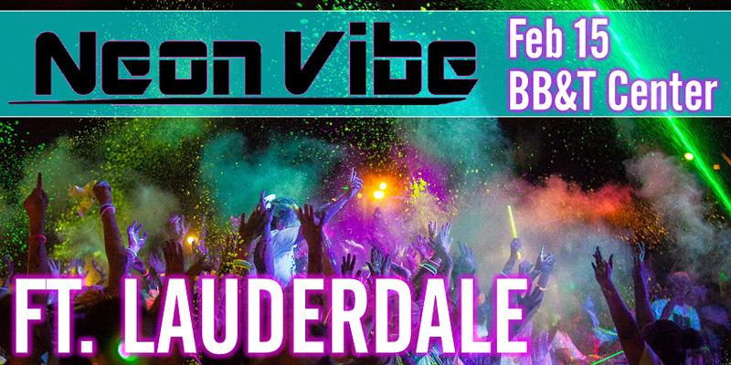 Neon Vibe 5K – February 15, 2014