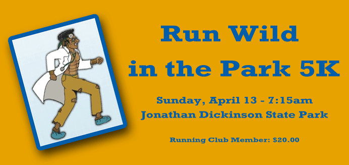 Run Wild in the Park 5K