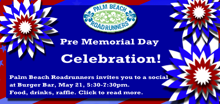 You're invited! Pre Memorial Day Celebration