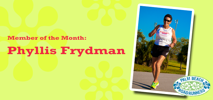 Member of the Month: Phyllis Frydman