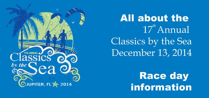 Race Day Info – Classics