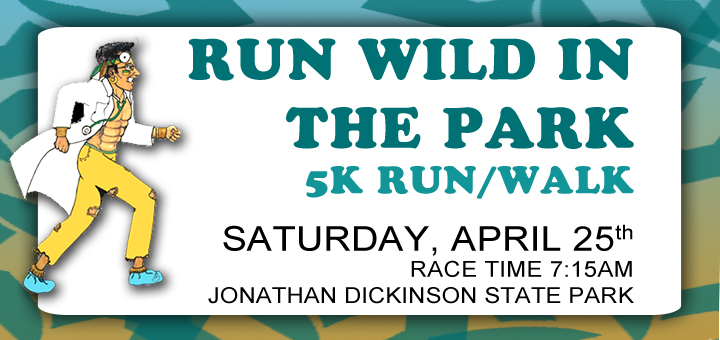 PAST EVENT: Run Wild in the Park 5K