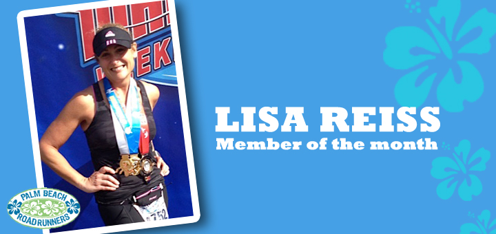 Lisa Reiss – Member of the month