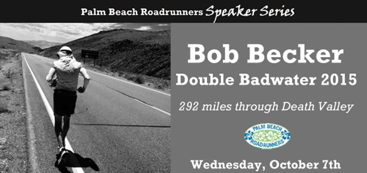 Guest Speaker: Bob Becker