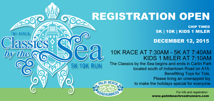 Classics by the Sea – Registration open!